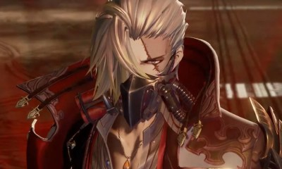 Code Vein | Bandai libera trailer do personagem Jack Rutherford