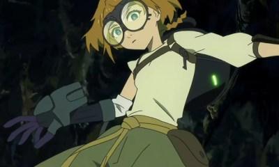 Deca-Dence   Confira o 1º trailer do novo anime original da Kadokawa
