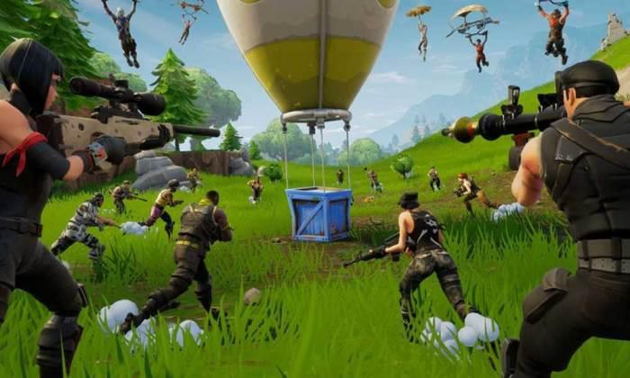Jogadores reportaram bug no game Fortnite