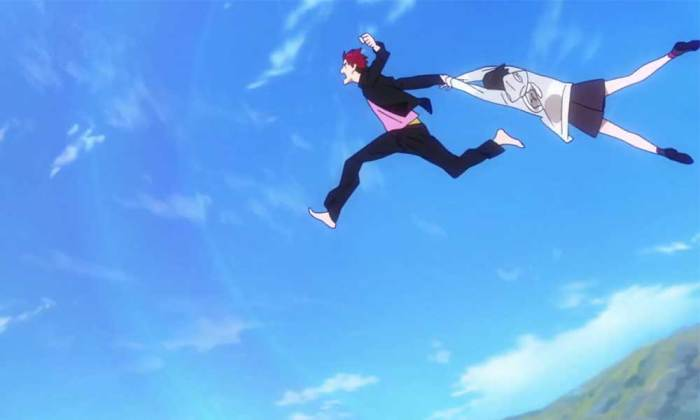 Her Blue Sky | Filme anime do diretor de AnoHana ganha novo trailer