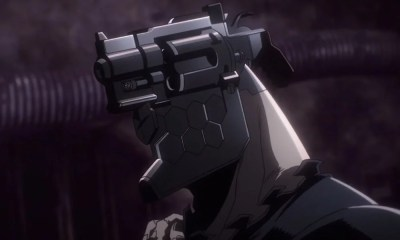 No Guns Life | Anime ganha novo trailer e data de estreia