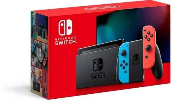 Nintendo Switch   Console ganha novas cores e maior vida útil de bateria