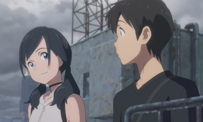 Weathering With You ganha trailer especial com as obras de Makoto Shinkai