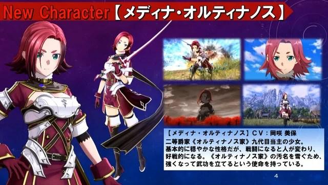 Sword Art Online Alicization Lycoris | Novo jogo apresenta personagem inédita