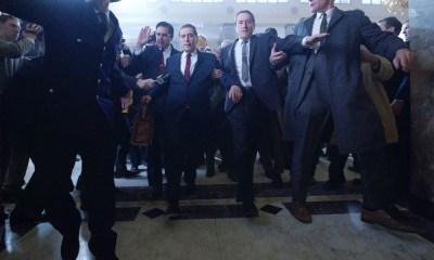 The Irishman | Netflix libera primeiro trailer do longa de Martin Scorsese