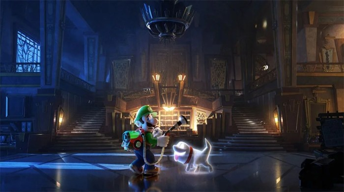 Demo de Luigi's Mansion 3 estará na BGS 2019