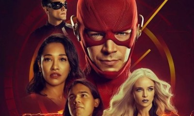 Veja o pôster da 6ª temporada de The Flash
