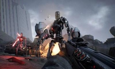 Terminator: Resistance   Confira o gameplay do jogo