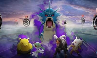 Pokémon Go | Imagens divulgadas revelam possiveis novos chefões da Equipe Rocket
