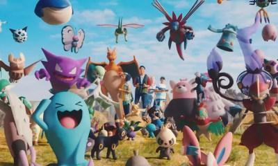 Pokémon Sword and Shield ganha trailer live-action reunindo gerações