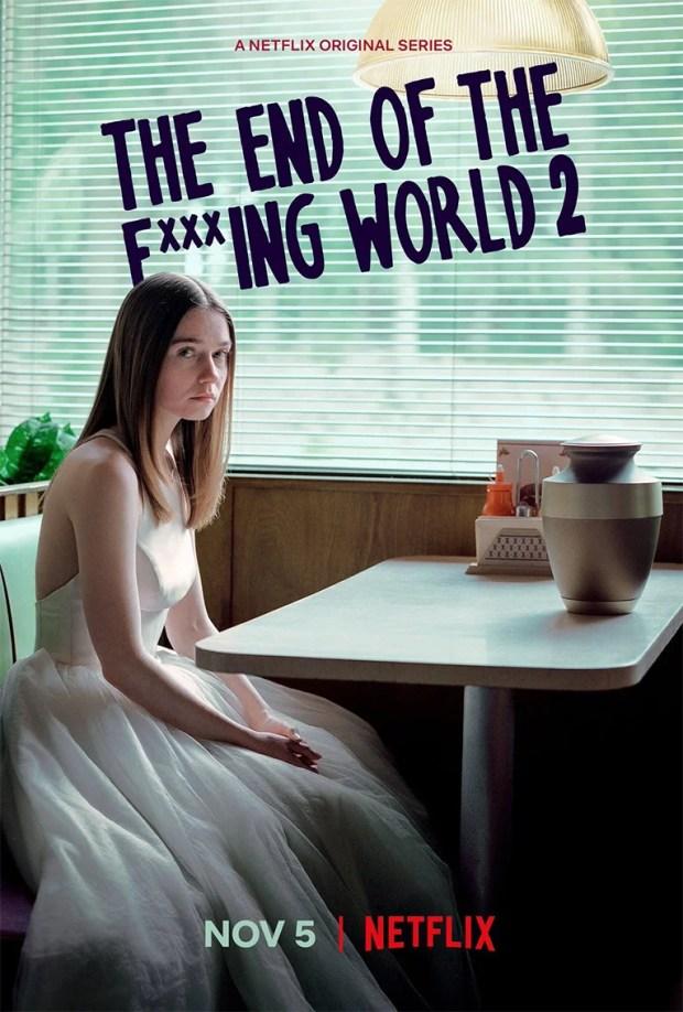 The End of the F***ing World | 2ª temporada poderá seguir sem James