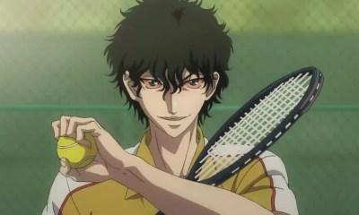 The Prince of Tennis   3º OVA ganha novo trailer com cenas inéditas