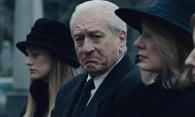 O Irlandês | Novo filme de Martin Scorsese já está disponível na Netflix