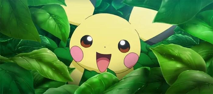 Anime Pokémon ganha novo trailer com cenas inéditas