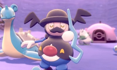 Pokémon Sword and Shield | Novo trailer revela evolução do Mr. Mime