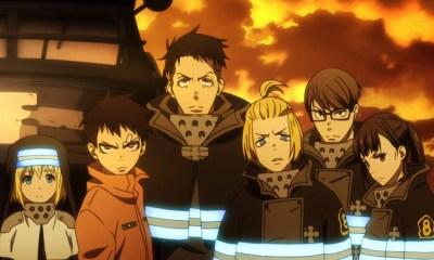 Fire Force é lançado no Brasil pela Amazon Prime Video