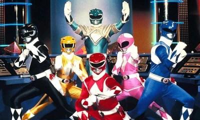 Power Rangers terá um novo reboot nos cinemas, se passando nos anos 90