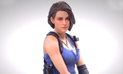 Resident Evil 3 | Collector's Edition contará com estatueta de Jill Valentine