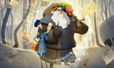 Review TBX | Klaus: A magia do natal ainda existe