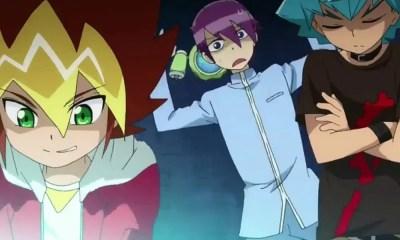 Confira o trailer do novo anime de Yu-Gi-Oh!