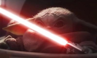 Star Wars | Baby Yoda se rebela contra os Jedi em vídeo feito por fãs