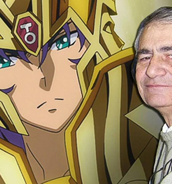 Cavaleiros do Zodíaco   Dublador Gilberto Baroli é confirmado em evento da PlayArte