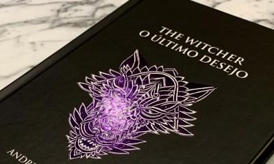 The Witcher | Edições em capa dura e audiobook chegam ao Brasil