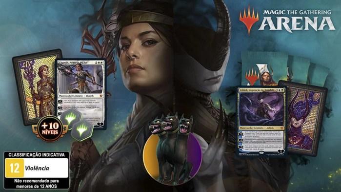 Nova coleção de Magic: The Gathering é inspirada na Mitologia Grega