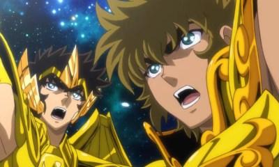 Cavaleiros do Zodíaco: Alma de Ouro | Anime ganha trailer oficial dublado
