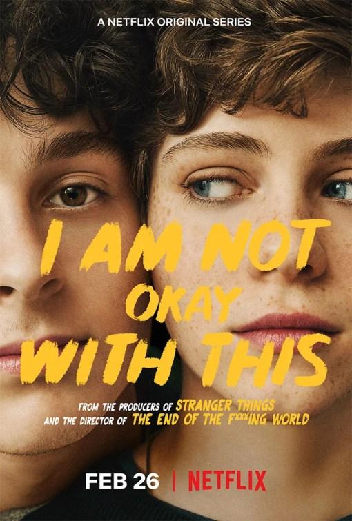 I Am Not Okay With This | Nova série da Netflix ganha trailer e data de estreia