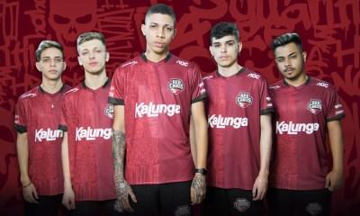 RED Canids Kalunga vai participar da 1ª edição da Liga Brasileira de Free Fire