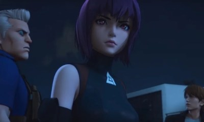 Ghost in the Shell: SAC_2045 | Confira o novo trailer da série animada