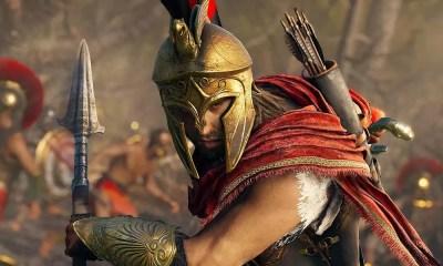 Ubisoft promove final de semana grátis de Assassin's Creed Odyssey