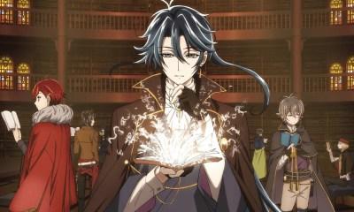 Bungou to Alchemist | Primeiras imagens do anime são reveladas