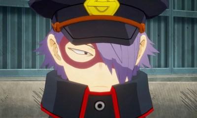 My Hero One's Justice 2 | Trailer do game traz Seiji, Camie, Gang Orca, Fat Gum e Nighteye