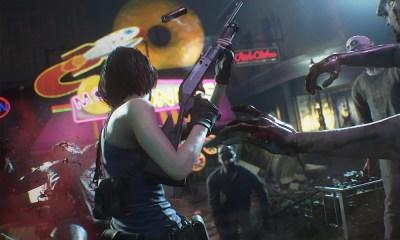 Resident Evil 3 | Capcom faz streaming de 13 minutos de gameplay do remake