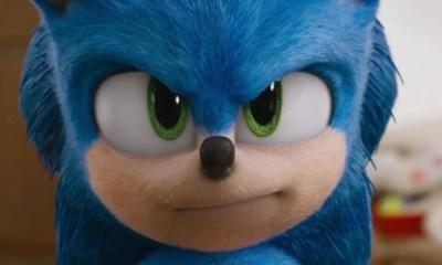 Sonic - O Filme chegará às plataformas digitais no final do mês