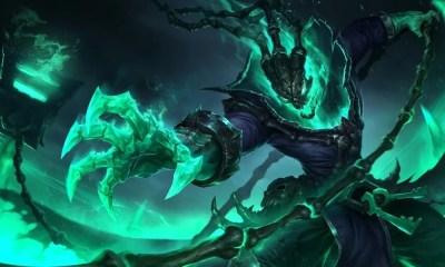 Legends of Runeterra | Gameplay mostra o campeão Thresh. Confira!