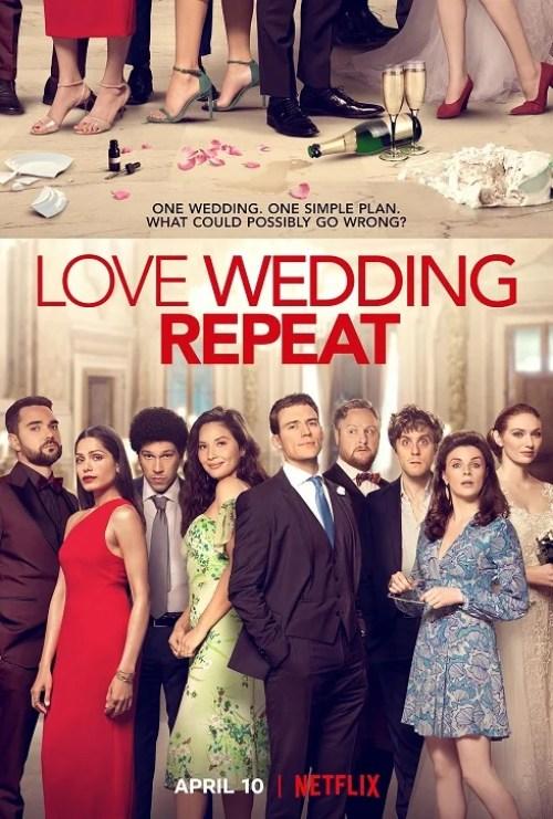 Um Amor, Mil Casamentos | Confira o trailer da nova comédia romântica da Netflix