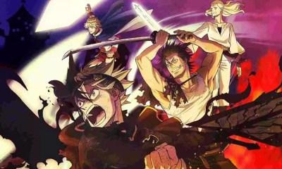 Black Clover | Anime tem episódios adiados por conta da pandemia
