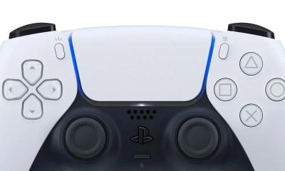 DualSense, o controle do PlayStation 5, tem primeiras imagens reveladas