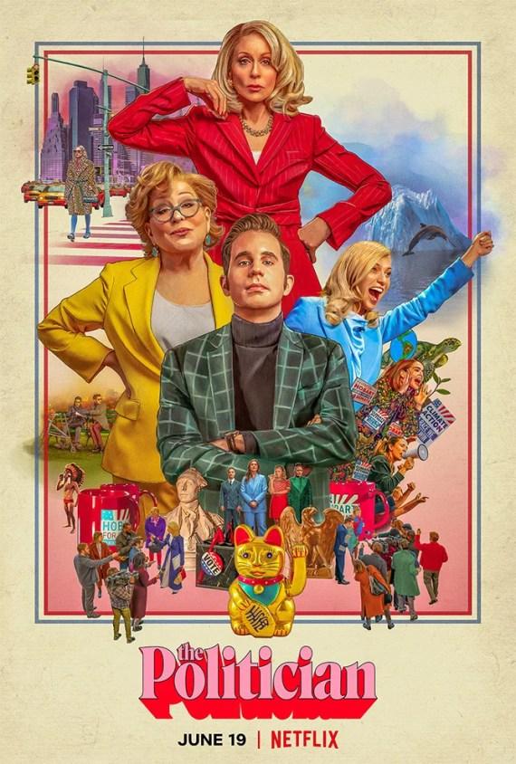 The Politician | 2ª temporada ganha data de estreia e poster promocional