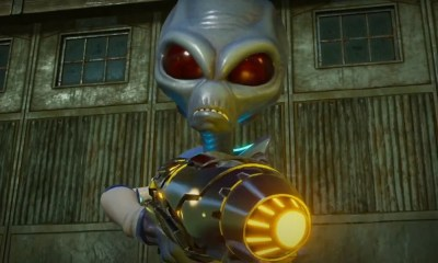 Destroy All Humans! | Remake ganha trailer com gameplay