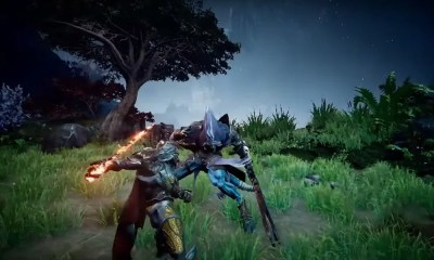 Confira o gameplay Godfall no PC