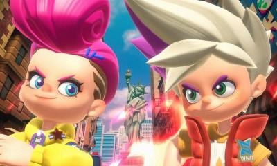 Ninjala ganha trailer de lançamento com sequência animada