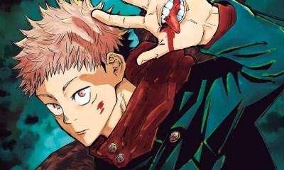 Jujutsu Kaisen | Panini revela capa e detalhes do 1º volume do mangá