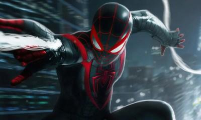 PlayStation 5 | Capa de Spider-Man: Miles Morales é revelada