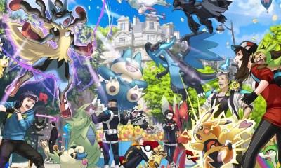 Pokémon Go | Iniciais da 6ª geração aparecem em imagem promocional