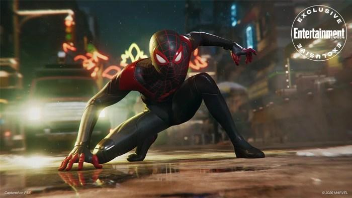 Spider-Man: Miles Morales | Imagem mostra gráficos incríveis do PS5