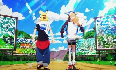 Pokémon | Confira o belíssimo clipe em anime da música 'Gotcha!'